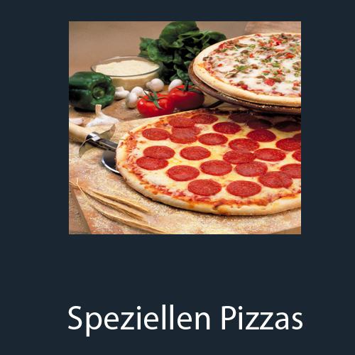 Speziellen Pizzas
